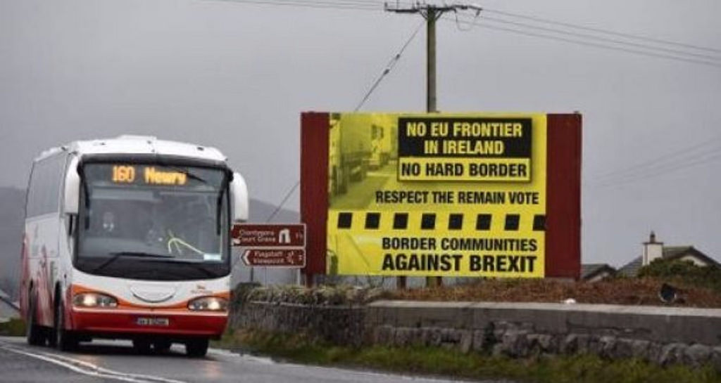 15d53955af ON THE BORDERLINE   THE IRISH QUESTION    BREXIT – Beyond Brussels